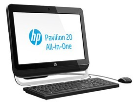 HP Pavilion 20-a221cx AiO(H5Z66AA)
