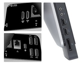戴尔XPS One 2720 Touch(2720-D228)