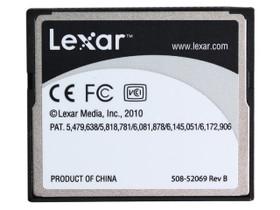 雷克沙白金二代 CF卡 200X(8GB)
