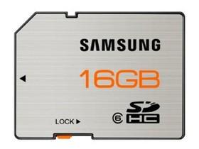 三星SD卡 Class6(16GB)(MB-SSAGA/CN)