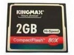 胜创CF卡 80X(2GB)