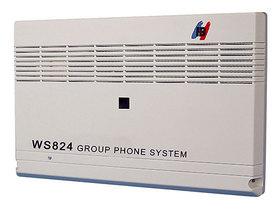 国威WS824(10)(4外线,24分机)