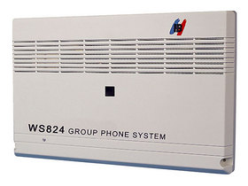 国威WS824(10) (8外线,32分机)