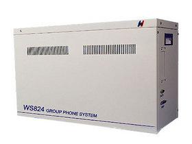 国威WS824(5) (16外线,128分机)