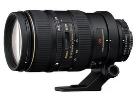尼康AF VR80-400mm f/4.5-5.6D ED镜头