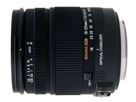 适马18-125mm f/3.8-5.6 DC OS HSM(佳能卡口...