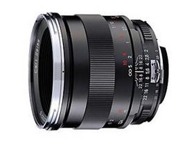 卡尔·蔡司Planar T* 50mm f/2 ZF手动微距镜头