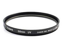 佳能58mm UV镜