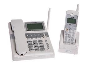 飞利浦模拟无绳电话子母机 CTZO 682A