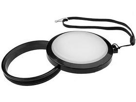 美侬62mm 专业白平衡镜头盖