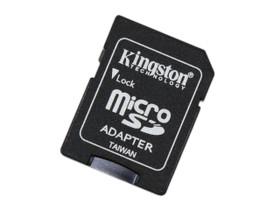 金士顿Micro SD/TF卡 Class4(8GB)