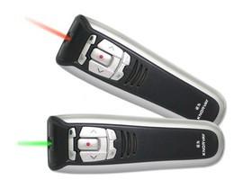 诺为N71 红光一体式USB充电翻页笔