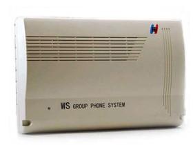 国威集团电话 交换机(4外线16分机)