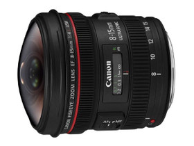 佳能EF 8-15mm f/4L USM 鱼眼