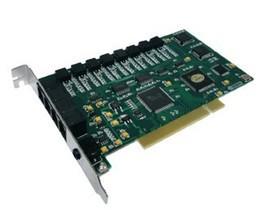 纽曼八路电话录音卡(NM-PCI-8)