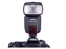 永诺YN-560 560 闪光灯 58指数 可变焦/光控/带电池盒接口