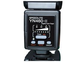 永诺YN-460II 闪光灯 53指数 通用型 第二代