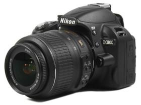 尼康D3100套机(18-55mm VR)