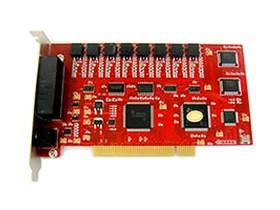 先锋音讯八路电话录音卡(XF-PCI/R8)