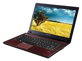 联想V460A-ITH(i3 390M/4GB/500GB)拉菲红