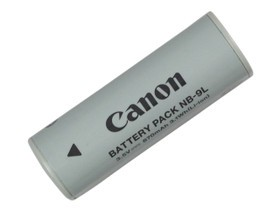 佳能NB-9L 锂离子充电电池