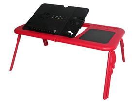 daho LD09 双风扇散热笔记本电脑桌(红黑)