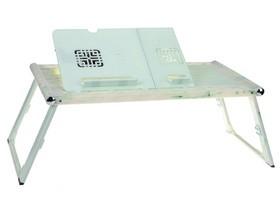 daho LD99 风扇折叠笔记本电脑桌(宝石绿)