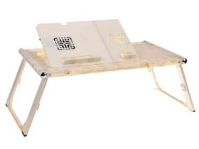 daho LD99 风扇折叠笔记本电脑桌(宝石黄)