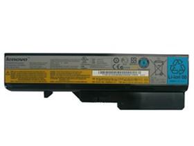 联想G460/G560/V360/Z460/Z560 6芯锂电池(黑色...