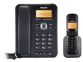飞利浦数字子母电话机DCTG1821B/93