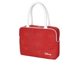 迪士尼98919 14.1寸时尚电脑休闲包(红)