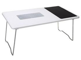 daho DH-S02 双风扇笔记本电脑桌(黑色)