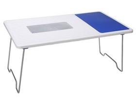 daho DH-S02 双风扇笔记本电脑桌(蓝色)