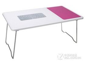 daho DH-S02 双风扇笔记本电脑桌(浅粉色)