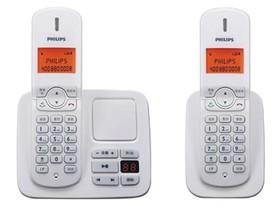 飞利浦DCTG275DUO 2.4G 数字无绳电话子母机