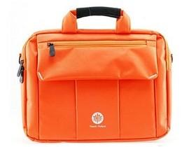 清华同方THTF 14.1英寸笔记本单肩背包(橙色)