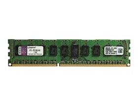 金士顿4GB DDR3 1333 RECC 戴尔专用(KTD-PE31...