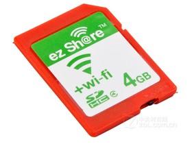 易享派Wi-Fi SD卡 Class4(4GB)