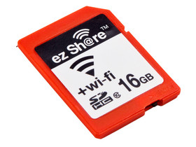 易享派Wi-Fi SD卡 Class10(16GB)