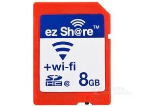 易享派Wi-Fi SD卡 Class10(8GB)