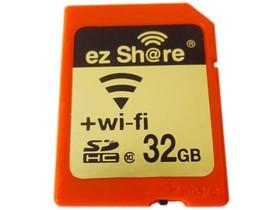易享派Wi-Fi SD卡 Class10(32GB)