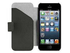 贝尔金iPhone 5 钱包系列保护套(F8W101qe)