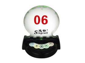 迅铃彩灯台卡呼叫器 –银行贵宾室呼叫器APE930/950