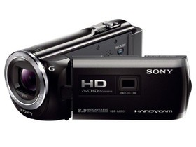 索尼HDR-PJ390E