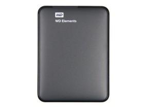 西部数据Elements 便携式 USB3.0 2TB(WDBU6Y0...