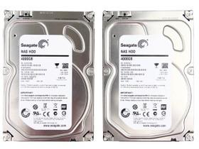希捷NAS HDD 4TB 5900转 64MB(ST4000VN00...