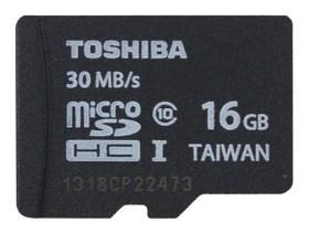 东芝microSDHC UHS-I卡 class10(16GB)