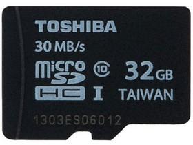 东芝microSDHC UHS-I卡 class10(32GB)