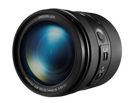 三星NX 16-50mm f/2.0-2.8 S ED OIS