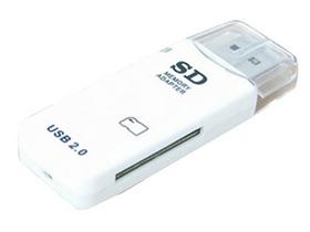 川宇C202A 珍珠白150X SDHC读卡器